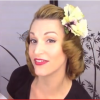 How-To 1940s Pageboy Hair Tutorial