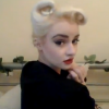 How to 1940s Victory Roll Hairstyle Updo