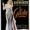 Rita Hayworth 1940s Hair Wave Tutorial and Vintage Movie Night – Gilda!