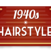 1940's Hairstyles - How-To Glam Hairdos